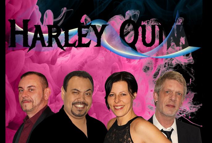Hochzeitsband München Harley Quinn - Die Party & Showband