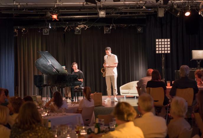 Hochzeitsband München Thalstein Jazz Duo