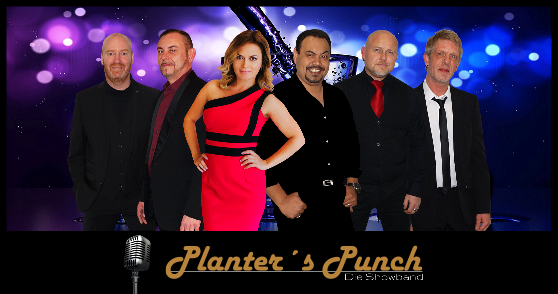 Planters Punch - Die Showband picture