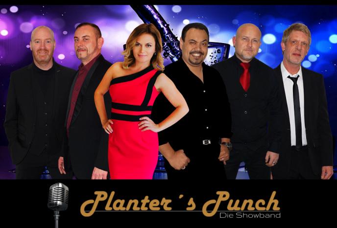 Band Buchen München Planters Punch - Die Showband