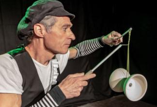 Fritz Mack - Jonglage, Akrobatik, Feuershow, Walk-Act