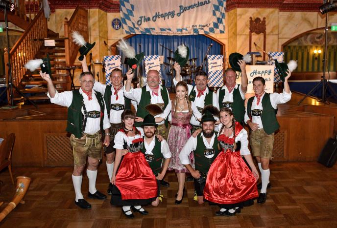 Band Buchen München Happy Bavarians